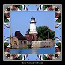 Buffalo Southside Lighthouse by Rose Santuci-Sofranko