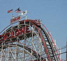 Riding the Cyclone by Margaret Whyte