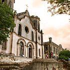 Boroma Church  by Gigi Guimbeau