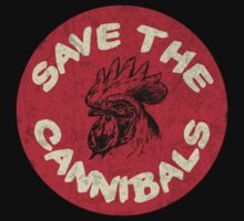 Save the Facebook Cannibal Chickens by mobii