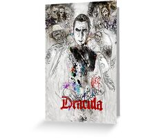 Dracula - Lugosi is back! Greeting Card