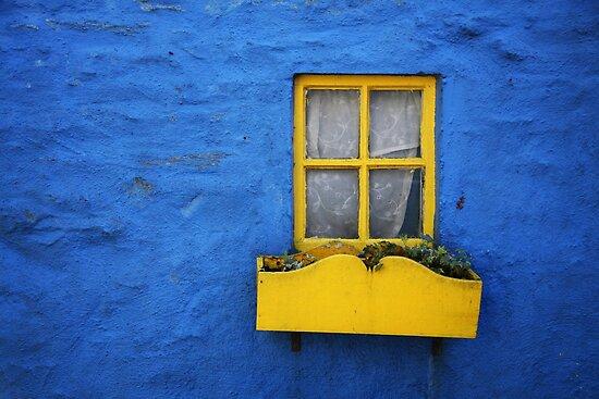 Kinsale Window by Paul McSherry