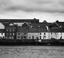 The Claddagh by Paul McSherry