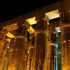 Luxor Temple by Marilyn Harris
