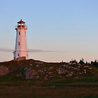 Sunrise at the Lighthouse by PhotosByHealy