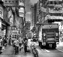Mong Kok by Paul Thompson Photography