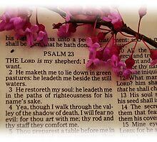 23rd Psalm by Mattie Bryant