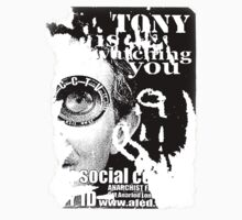 Tony is Watching You! by Robin Brown