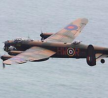 The Lancaster Bomber by Shane Ransom