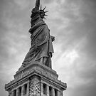 Liberty in b&w by Andrea Rapisarda