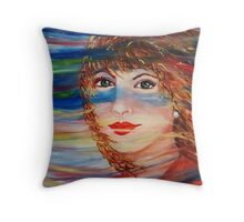 Colors of the Wind - Painting Throw Pillow