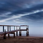 Second Beach Jetty, Cairns Australia  by Rob Brown