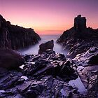 Bombo at sunrise by Jennifer Bailey