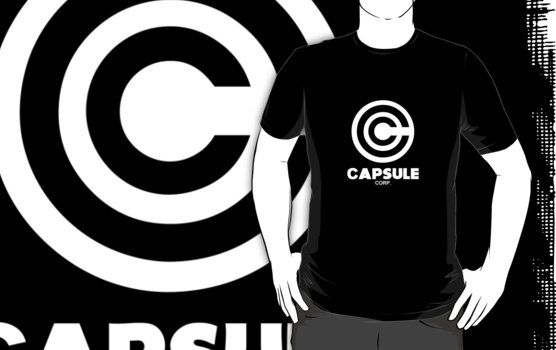 Capsule Corp by antibo