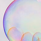 Bubbles Abstract by Richard Heeks