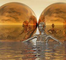 Golden Lake  by Fiery-Fire