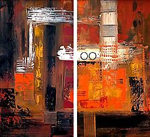 City Lights by Shirley Shelton