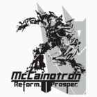 Republicons - McCainotron by Animenace