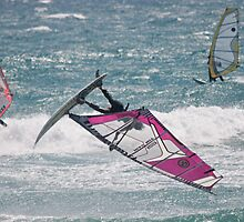 Tim Cadi at Los Canos de Meca by AJM Wind+Kite
