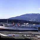The Princess Patricia in Vancouver by George Cousins