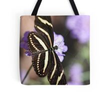 Zebra Longwings  Tote Bag