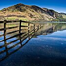 Buttermere Fell, Cumbria. uk by David Lewins LRPS
