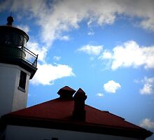 Lomography Lighthouse! by tmtphotography