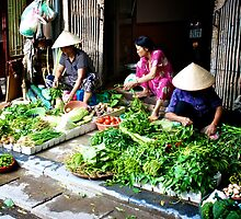 Hanoi Greens by beeday78