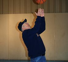 Shooting the Hoop Backwards by kneff