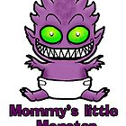 M9ommy's Little Monster by ZombieRodent