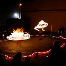 Back Alley Fire Show 2 by FarWest