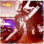 Get your motor runnin' - Back alleys of Causeway Bay I by robigeehk