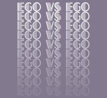 Ego vs Ego by Michael Lee