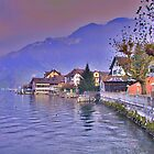 Vierwaldstättersee Switzerland by Daidalos