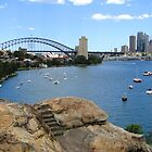 Step Up to Sydney Harbour by gunda96