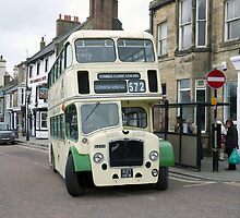 1959 Lodekka LD 6B Double Deck Bus by Hertsman