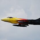 Hawker Hunter by jabisfab
