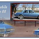 Oldsmobile Delta 88 - 1980 by Paola Svensson