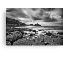 The Giant's Causeway Canvas Print