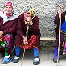 Pomac women in traditional dress by Nasko .