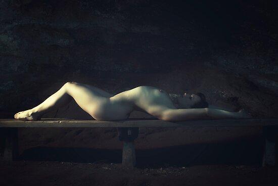 Ellen Naked by Matt Sillence