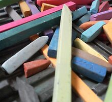 Pastel sticks by kellypea