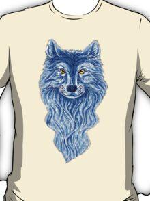 Blue Fox T-Shirt T-Shirt