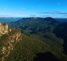 Sisterhood - The three sisters, Katoomba by pnjmcc