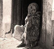 Bhaktapur Woman by ikor