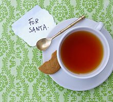tea for santa by sprucedimages