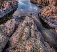 Rock Stretch by Bob Larson