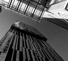 Beetham Tower Manchester by Shirley-Anne