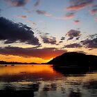 Silhouette Glow by Janice Dunbar
