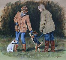 Terrier  talk by Stephanie Greaves